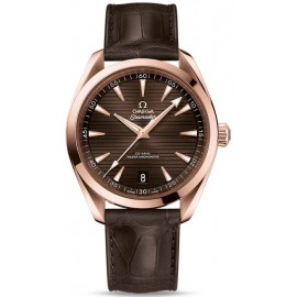 Replique Montre Omega Seamaster Aqua Terra 150M Co-Axial Master Chronometer 41mm 220.53.41.21.13.001