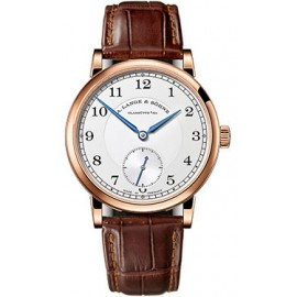Copie A.Lange & Sohne 1815 Vent manuel Hommes Or rose 235.032