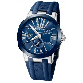 Replique Montre Ulysse Nardin Executive Dual Time 43mm 243-00-3/43