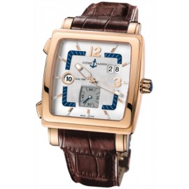 Replique Ulysse Nardin Quadrato Dual TIme 246-92/600