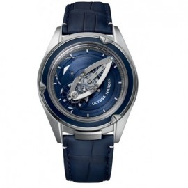 Copie Ulysse Nardin Freak Bleu Cruiser 2505-250