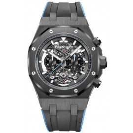 Copie Audemars Piguet Royal Oak Tourbillon Openworked 26343CE.OO.D002CA.02
