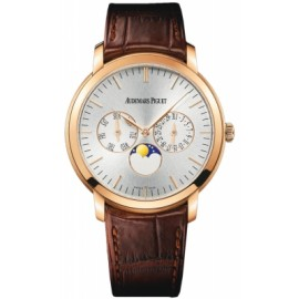 Replique Montre Audemars Piguet Jules Audemars Moon Phase Calendar 26385OR.OO.A088CR.01