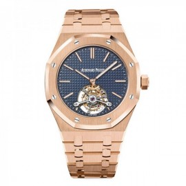 Replique Montre Audemars Piguet Royal Oak Tourbillon 41mm extra-mince 26510OR.OO.1220OR.01