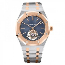Replique Montre Audemars Piguet Royal Oak Tourbillon extra-mince 26517SR.OO.1220SR.01