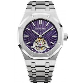 Copie Audemars Piguet Royal Oak Ultra Thin Tourbillon 26522ST.OO.1220ST.01