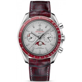 Replique Montre Omega Speedmaster Moonphase Chronographe 44.25 mm 304.93.44.52.99.001