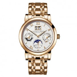 Copie A.Lange & Sohne Grand Langematik Perpetuel Automatique Rose Or 310.232