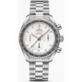 Replique Montre Omega Speedmaster Co-Axial Chronographe 38 mm 324.30.38.50.02.001