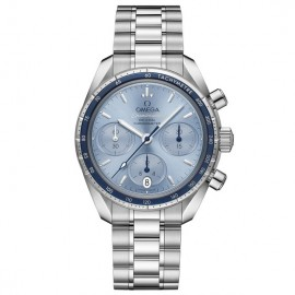 Replique Montre Omega Speedmaster 38mm Dames 324.30.38.50.03.001