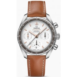 Replique Montre Omega Speedmaster 38 Co-Axial Chronographe 38 mm 324.32.38.50.02.001