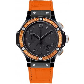 Hublot Big Bang 41mm Tutti Frutti Noir Orange 341.CO.1110.LR.1906 Montre Replique