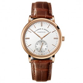 Copie A.Lange & Sohne Saxonia Automatique Or Rose 380.033