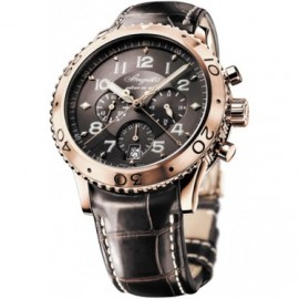 Breguet Transatlantique Type XXI Flyback Or rose 3810BR/92/9ZU Replique