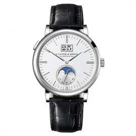 A.Lange & Sohne Saxonia Moon Phase 384.026 Replique