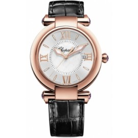 Chopard Imperiale Quartz 36mm Dames 384221-5001 black Montre Replique