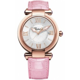 Chopard Imperiale Quartz 36mm Dames 384221-5001 pink Montre Replique