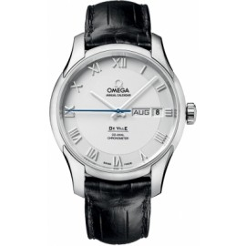 Omega De Ville 41 mm Co-Axial Calendrier Annuel Replique Montre 431.13.41.22.02.001