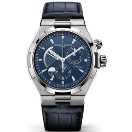 Replique Montre Vacheron Constantin Overseas Dual Time Automatique Hommes 47450/000A-9039