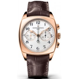 Replique Montre Vacheron Constantin Harmony Chronographe Petit modele Or rose 5000S/000R-B139