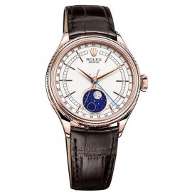Replique Montre Rolex Cellini Moonphase 50535