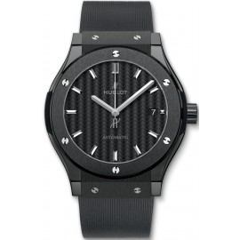 Replique Montre Hublot Classic Fusion 45mm Black Magic 511.CM.1771.RX