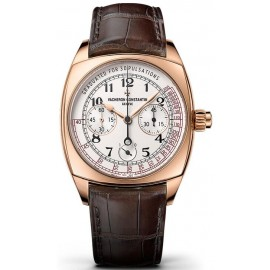 Replique Montre Vacheron Constantin Harmony Chronographe Or rose 5300S/000R-B124