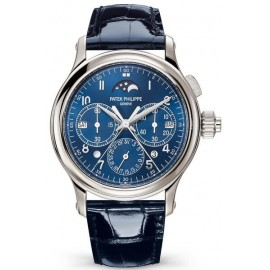 Replique Montre Patek Philippe Perpetual Calendar Split-Seconds Chronographe 5372P-001