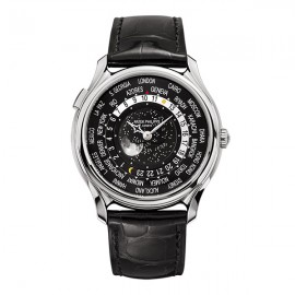 Replique Patek Philippe 175th Anniversary Collection World Time Moon 5575G-001
