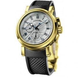 Breguet Marine Chronographe Or jaune 5827BA/12/5ZU Replique