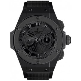 Replique Hublot King Power Foudroyante All Black 715.CI.1110.RX