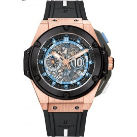Hublot King Power Maradona King Gold Ceramic 716.OM.1129.RX.DMA12 Replique