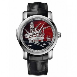 Replique Montre Ulysse Nardin Classic North Sea Minute Repeater 739-61/E2-OIL