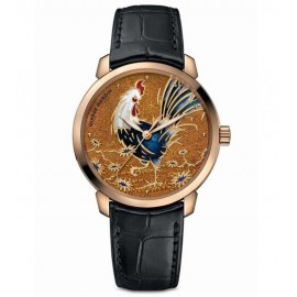 Replique Montre Ulysse Nardin Classico Year Of The Rooster 8152-111-2/ROOSTER