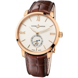 Replique Ulysse Nardin San Marco Classico Automatique Small Seconds 40mm 8276-119-2/31