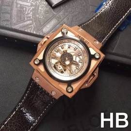 Hublot MP-08 Antikythera Sunmoon King Gold Replique Montre 908.OX.1010.GR
