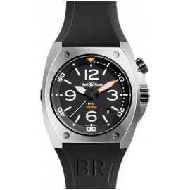 Copie Bell & Ross BR 02-92 Marine Steel