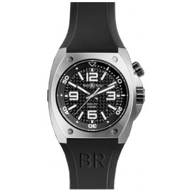 Copie Bell & Ross BR 02-92 Marine automatique Steel Fiber