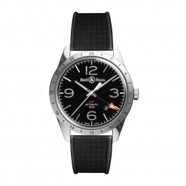 Bell & Ross Vintage BR 123 GMT 24H  Montre Replique