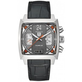 Replique TAG Heuer Monaco 24 Calibre 36 Automatique Chronographe 40.5 mm CAL5112.FC6298