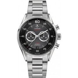 Replique TAG Heuer Carrera Calibre 36 Flyback Chronographe Hommes CAR2B10.BA0799