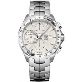 Replique TAG Heuer Link Calibre 16 Automatique Chronographe 43 mm CAT2011.BA0952