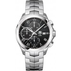 Replique TAG Heuer Link Calibre 16 Automatique Chronographe 43 mm CAT2012.BA0952