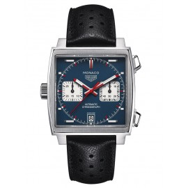 Replique TAG Heuer Monaco Calibre 11 Chronographe 40th anniversary CAW211A.EB0025
