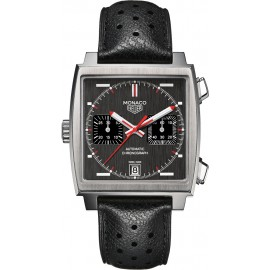 Replique TAG Heuer Monco Vintage Calibre 11 Automatique Chronographe 39 mm CAW211B.FC6241