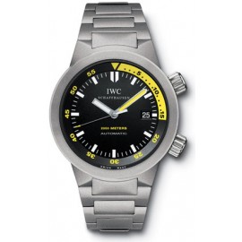IWC Aquatimer Automatique 2000 IW353803 Montre Replique