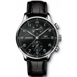 Copie IWC Portuguese Chrono Automatique Steel IW371438