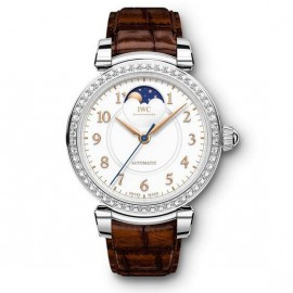 Replique Montre IWC Da Vinci Automatique Moon Phase 36 IW459307