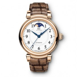 Replique Montre IWC Da Vinci Automatique Moon Phase 36 IW459308