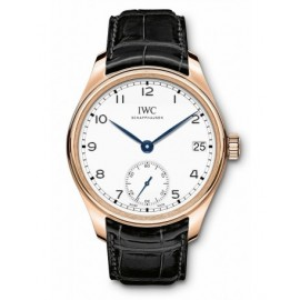 Copie IWC Portugieser Hand-Wound huit jours edition 150 ans IW510211